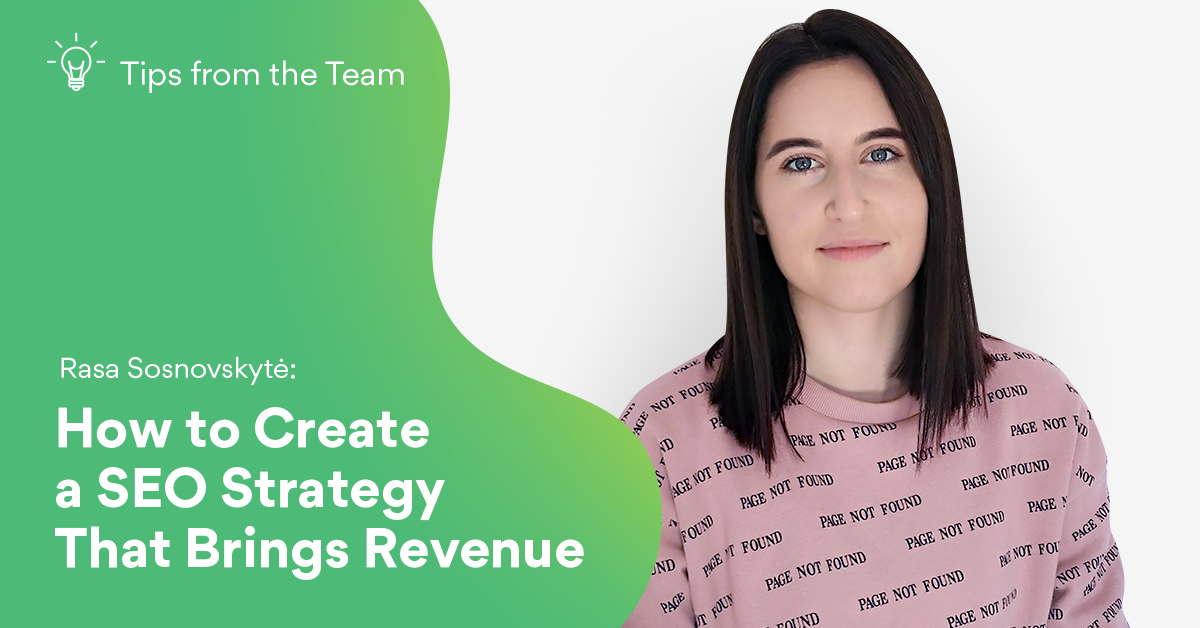 How to Create a SEO Strategy That Brings Revenue