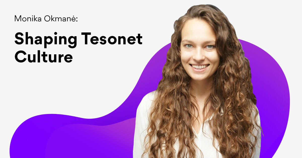 Shaping Tesonet Culture